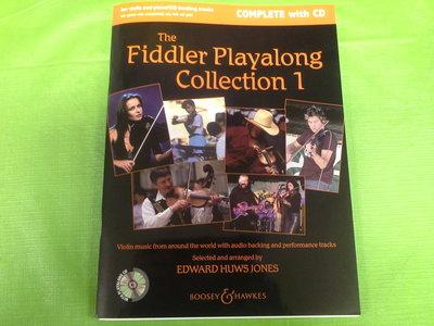 The fiddler Playalong Collectiobn deel 1