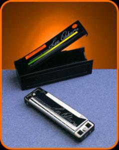 Diatonische harmonica in Majeur