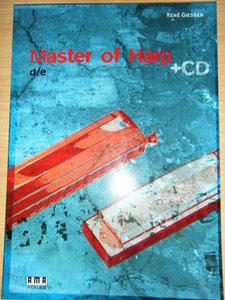 Master of Harp + CD
