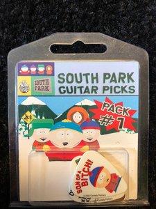 South Park gitaar plectra
