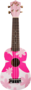 Pink-Flower-Ukelele